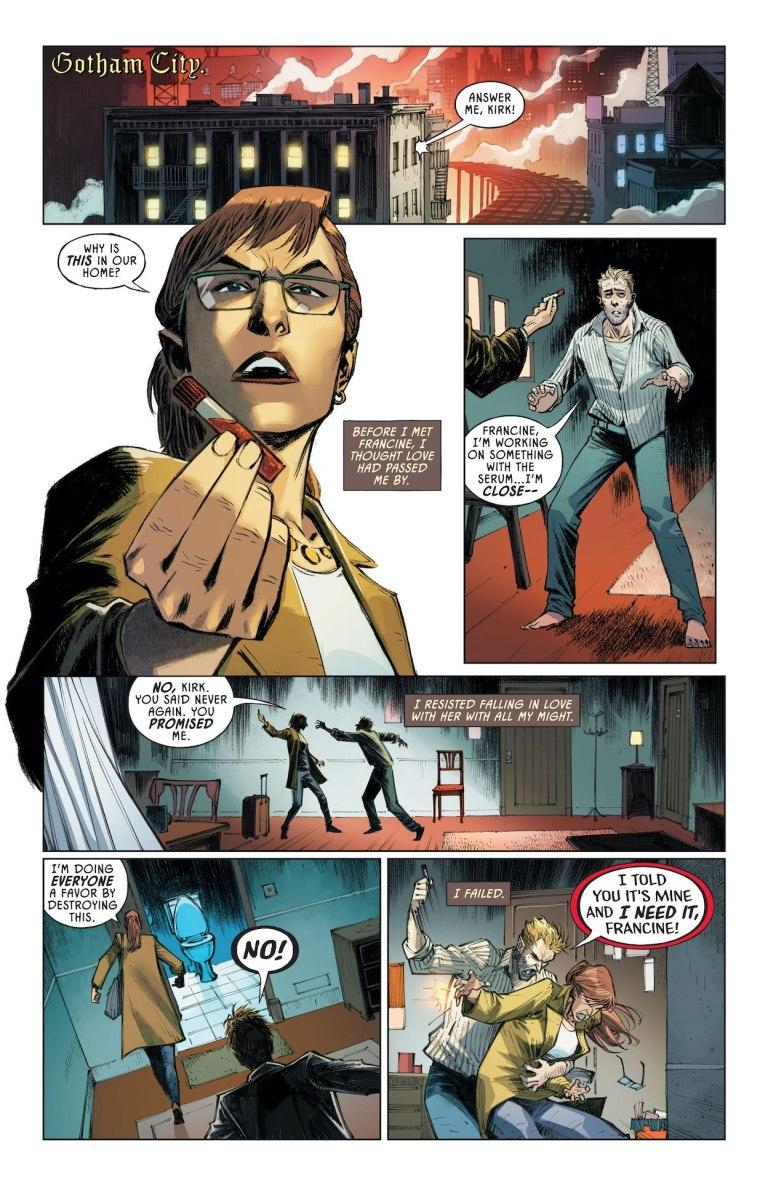 Man-Bat #1 preview