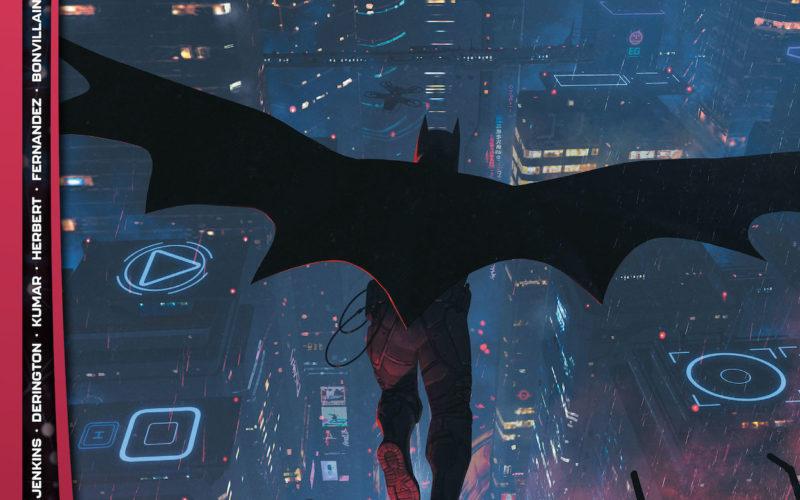 Future State: The Next Batman #1 preview