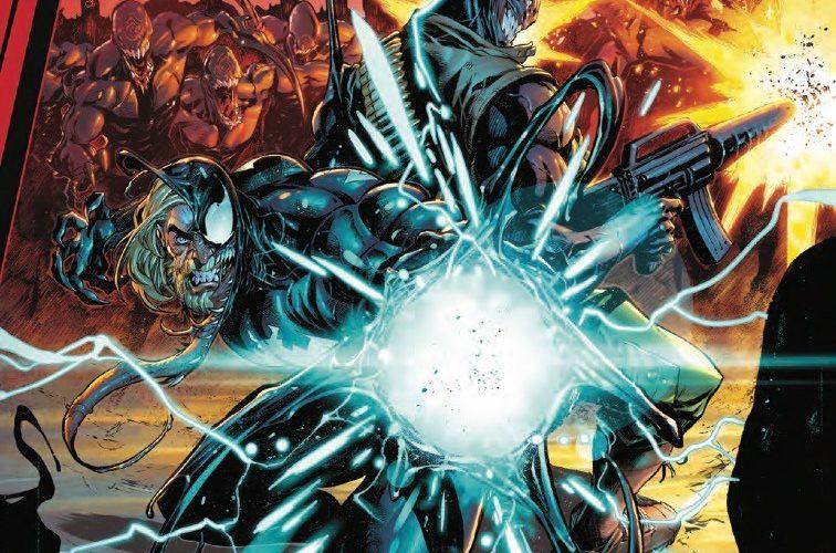 Venom #32 preview