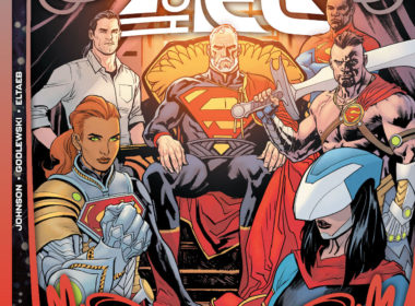 Future State: House of El #1 preview