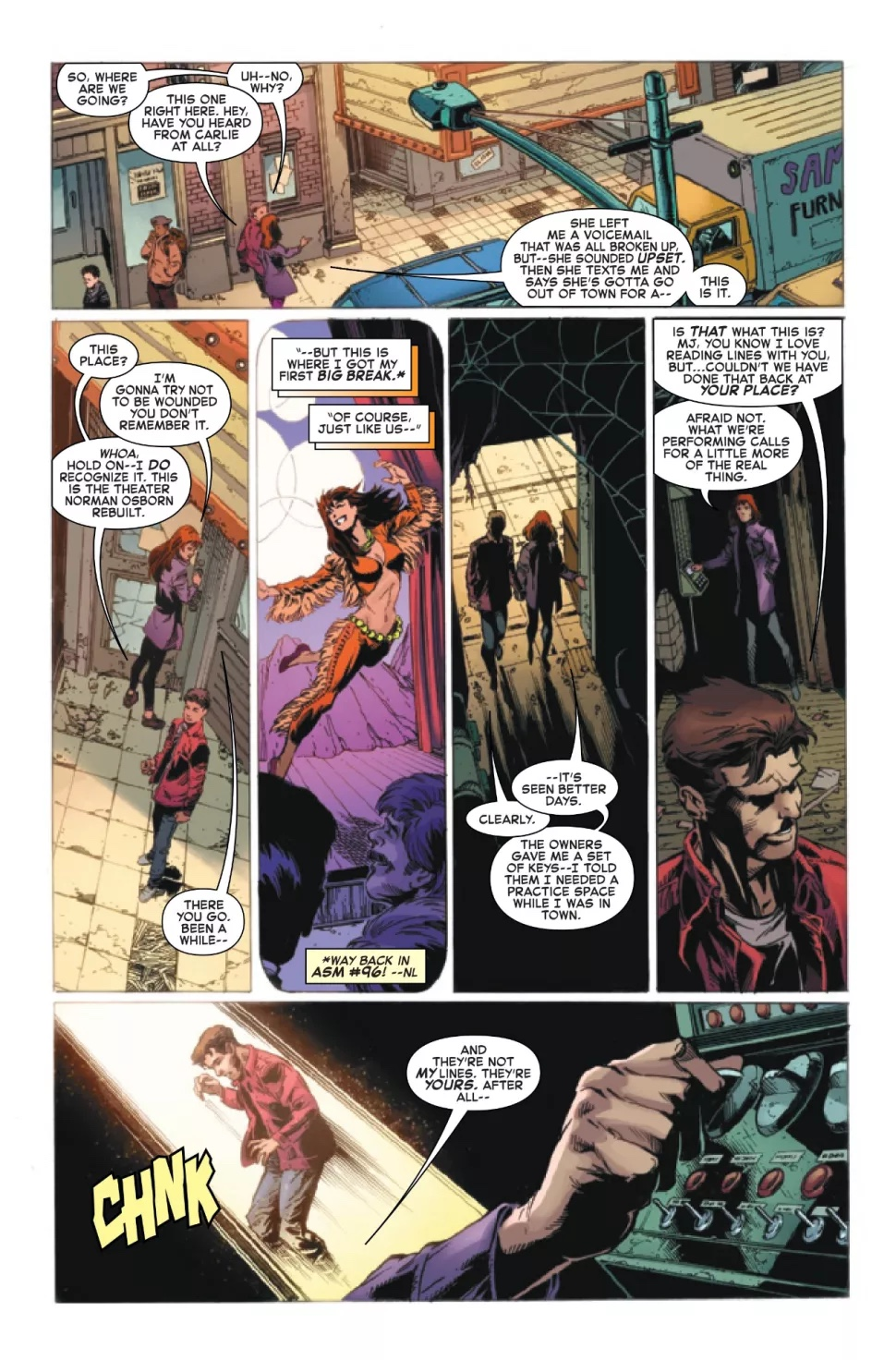Amazing Spider-Man #60 preview