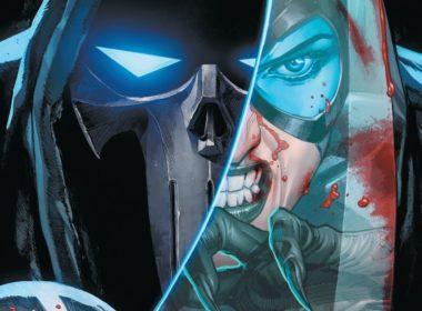 Batman/Catwoman #3 preview
