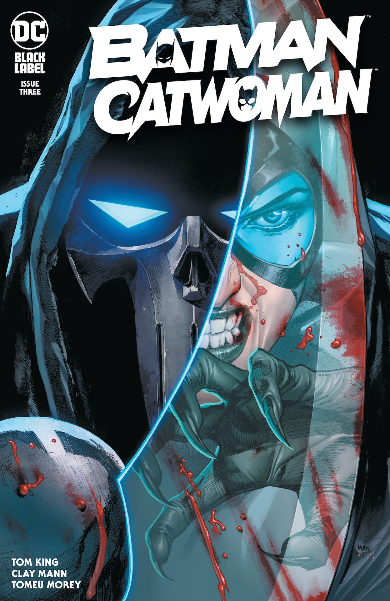 Batman/Catwoman #3 preview