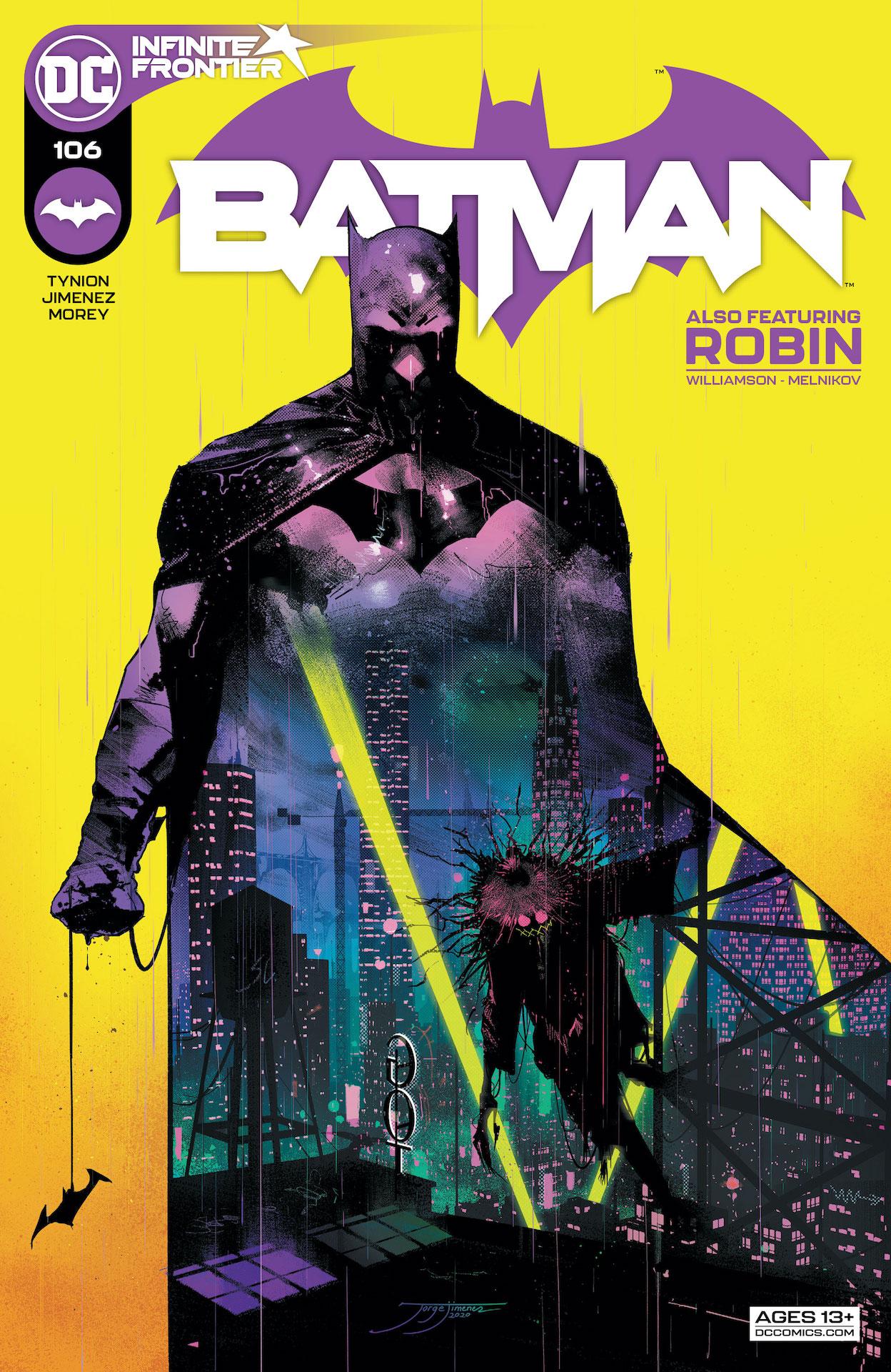 Batman #106 preview