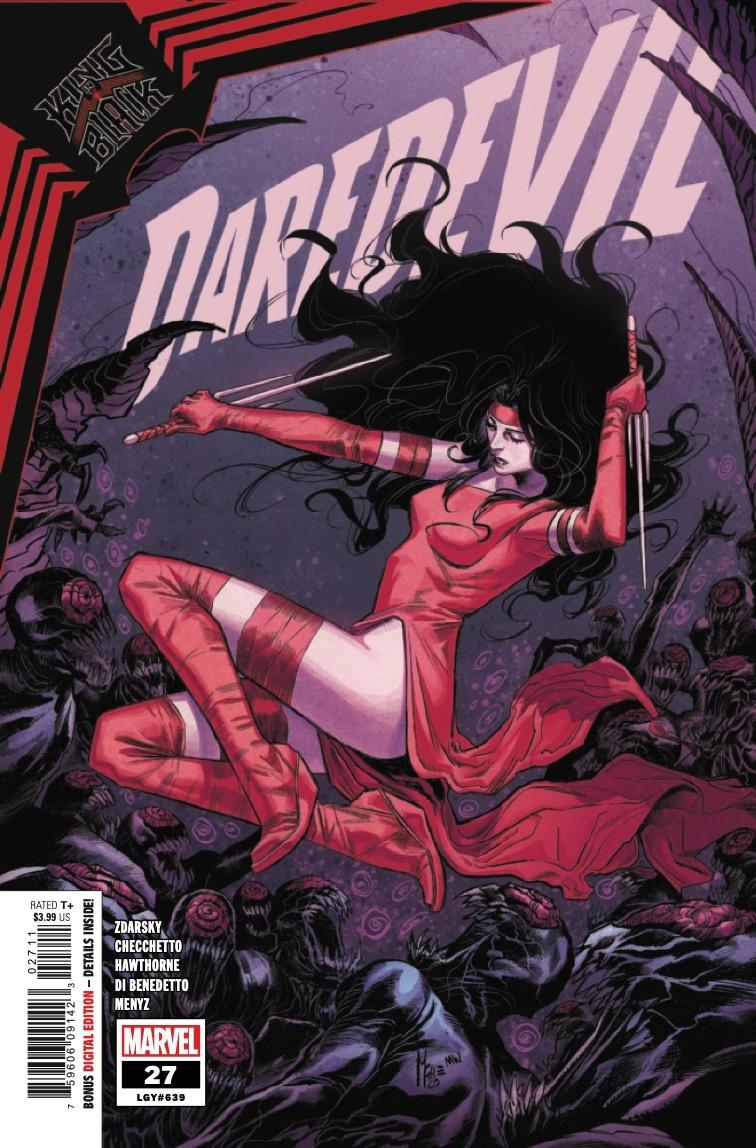 Daredevil #27 preview