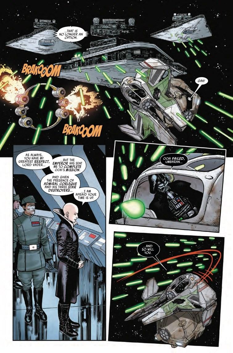 Darth Vader #10 preview