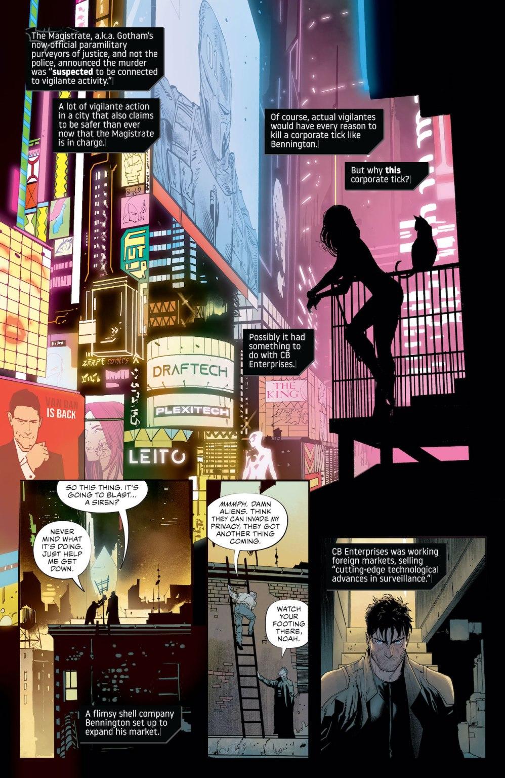 Future State: Dark Detective #3 preview