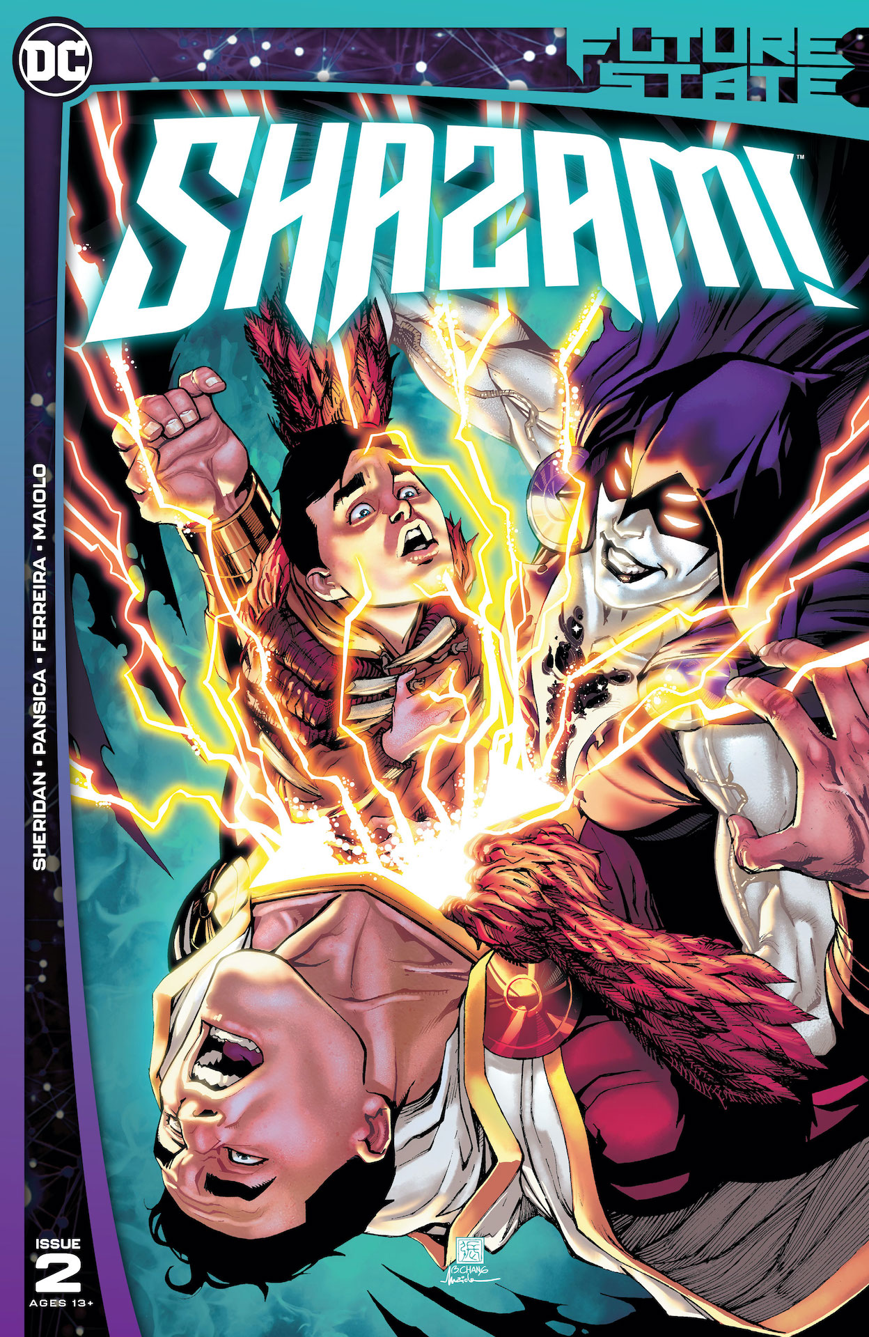Future State: Shazam #2 preview
