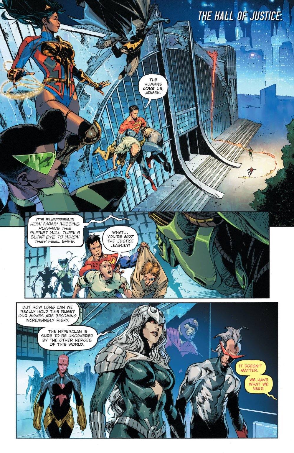 Future State: Justice League #3 preview