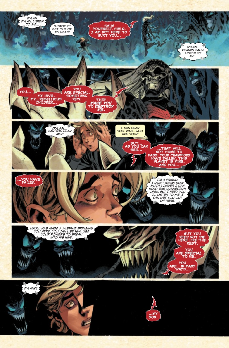 King in Black #4 preview