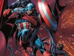King in Black: Captain America #1 preview