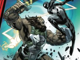 Symbiote Spider-Man: King in Black #4 preview