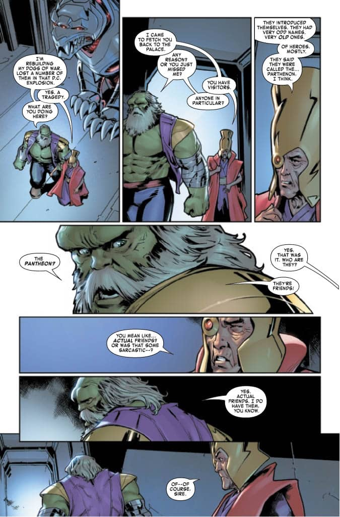 Maestro: War and Pax #2 preview