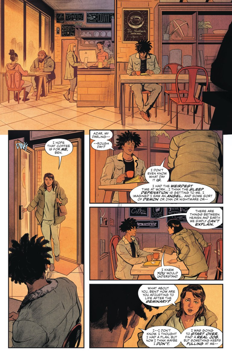 The Dreaming: Waking Hours #8 preview