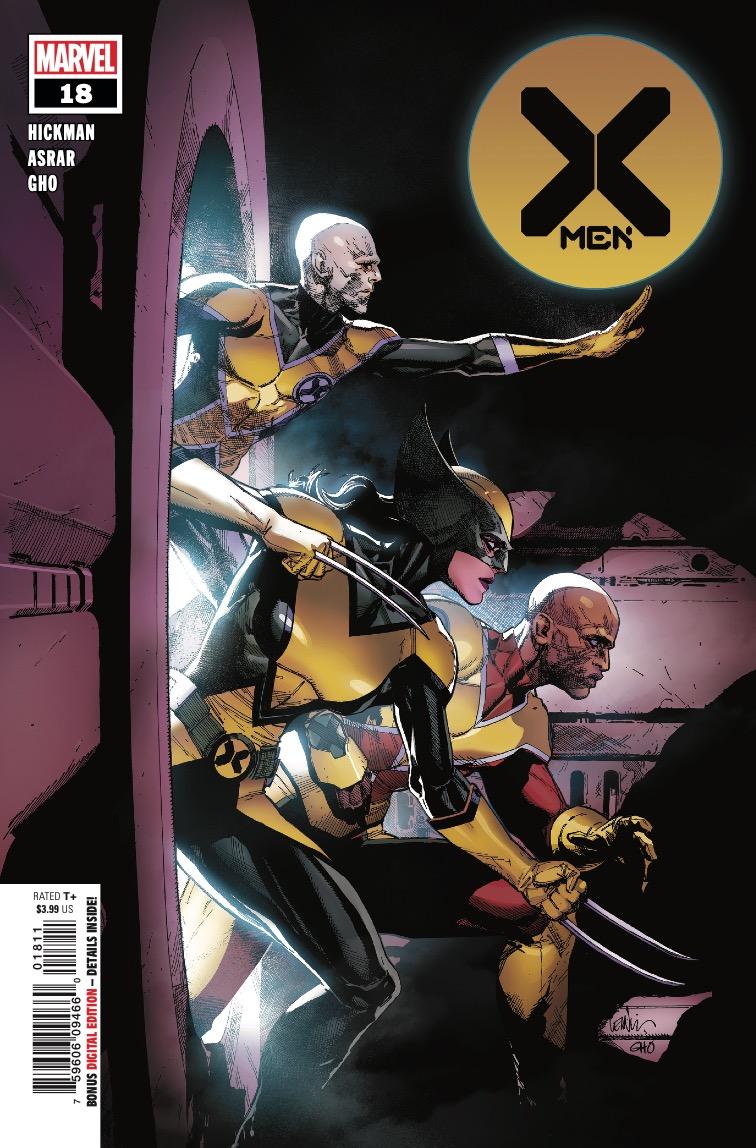 X-Men #18 preview
