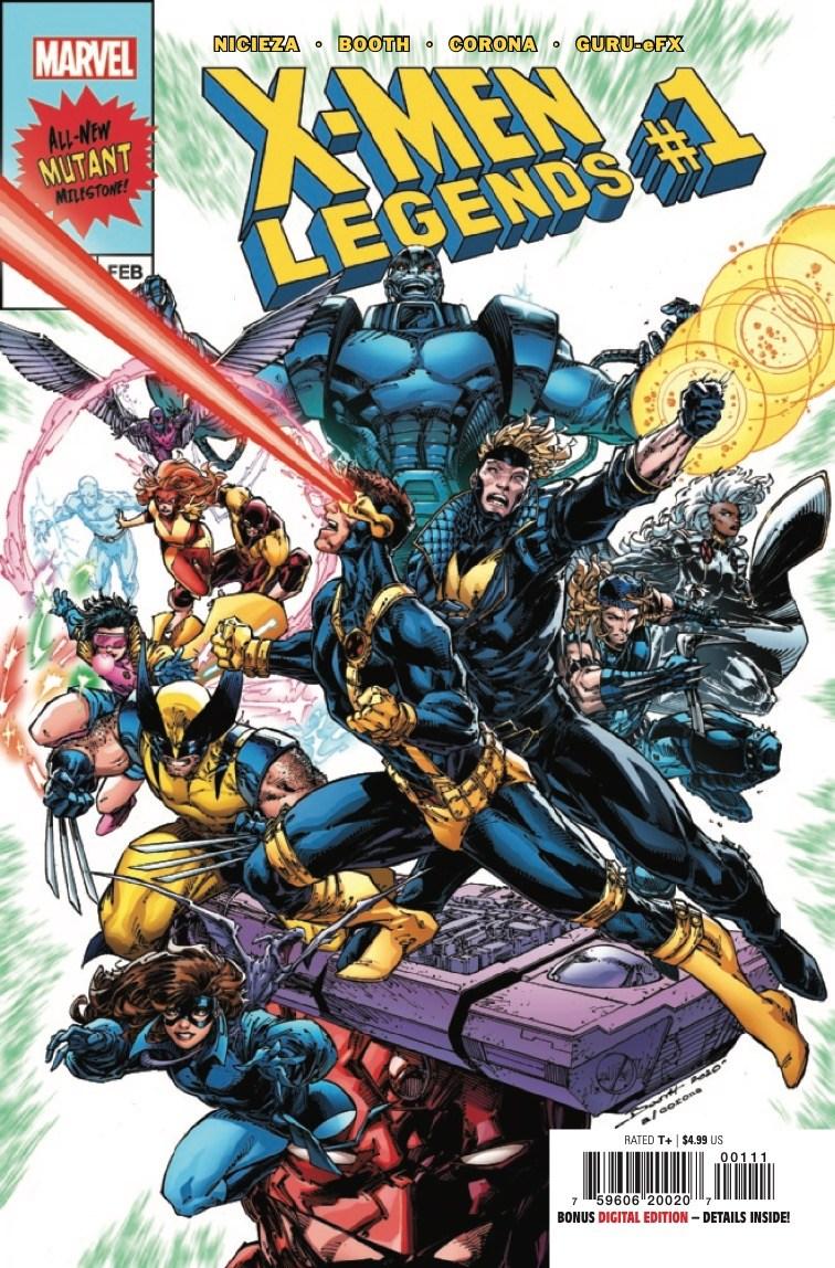 X-Men Legends #1 preview