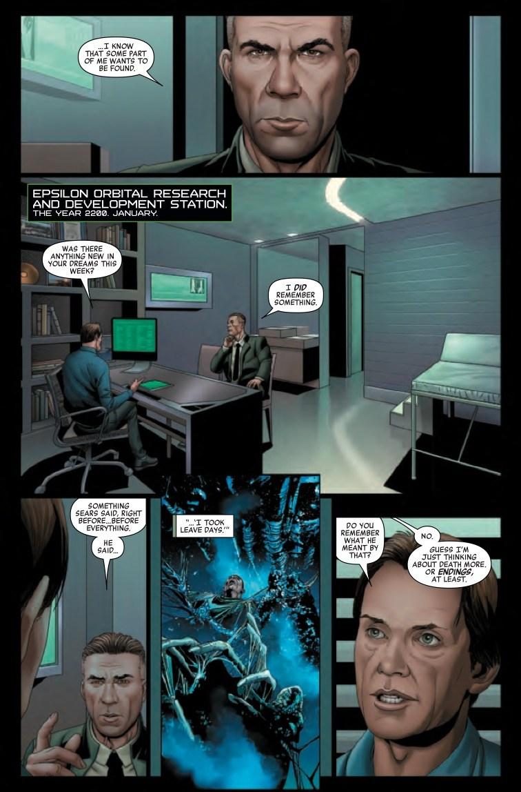 Alien #1 preview