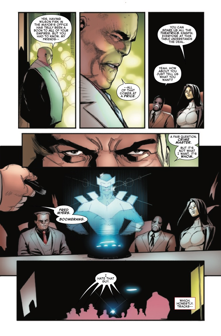 Amazing Spider-Man #61 preview