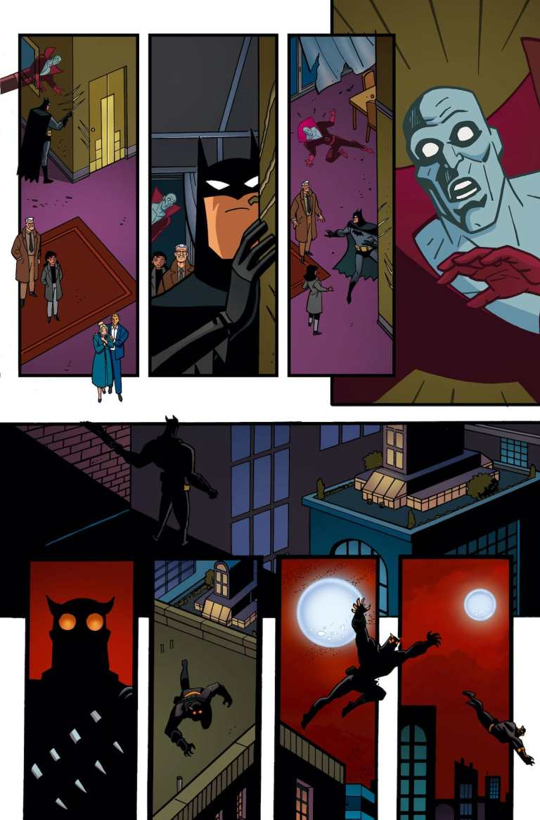 Batman: The Adventures Continue Season II #1
