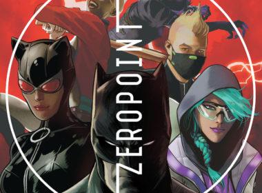 Batman/Fortnite: Zero Point #1 preview