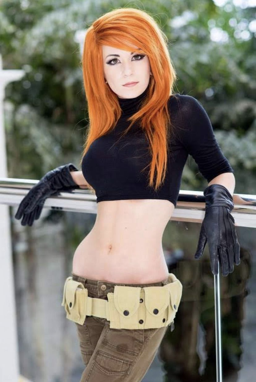 Kim Possible cosplay by Danielle Beaulieu