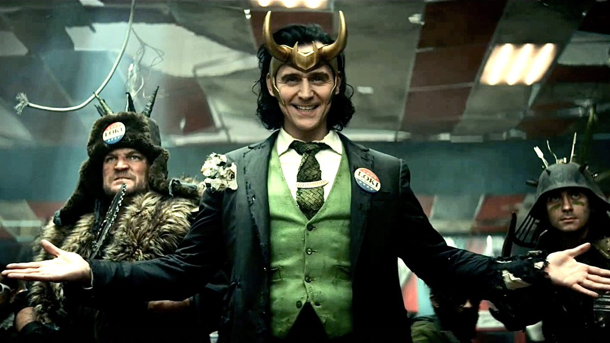 Loki actor Tom Hiddleston Disney+