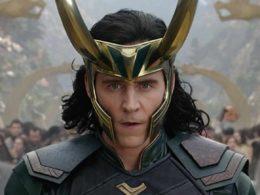 Loki actor Tom Hiddleston