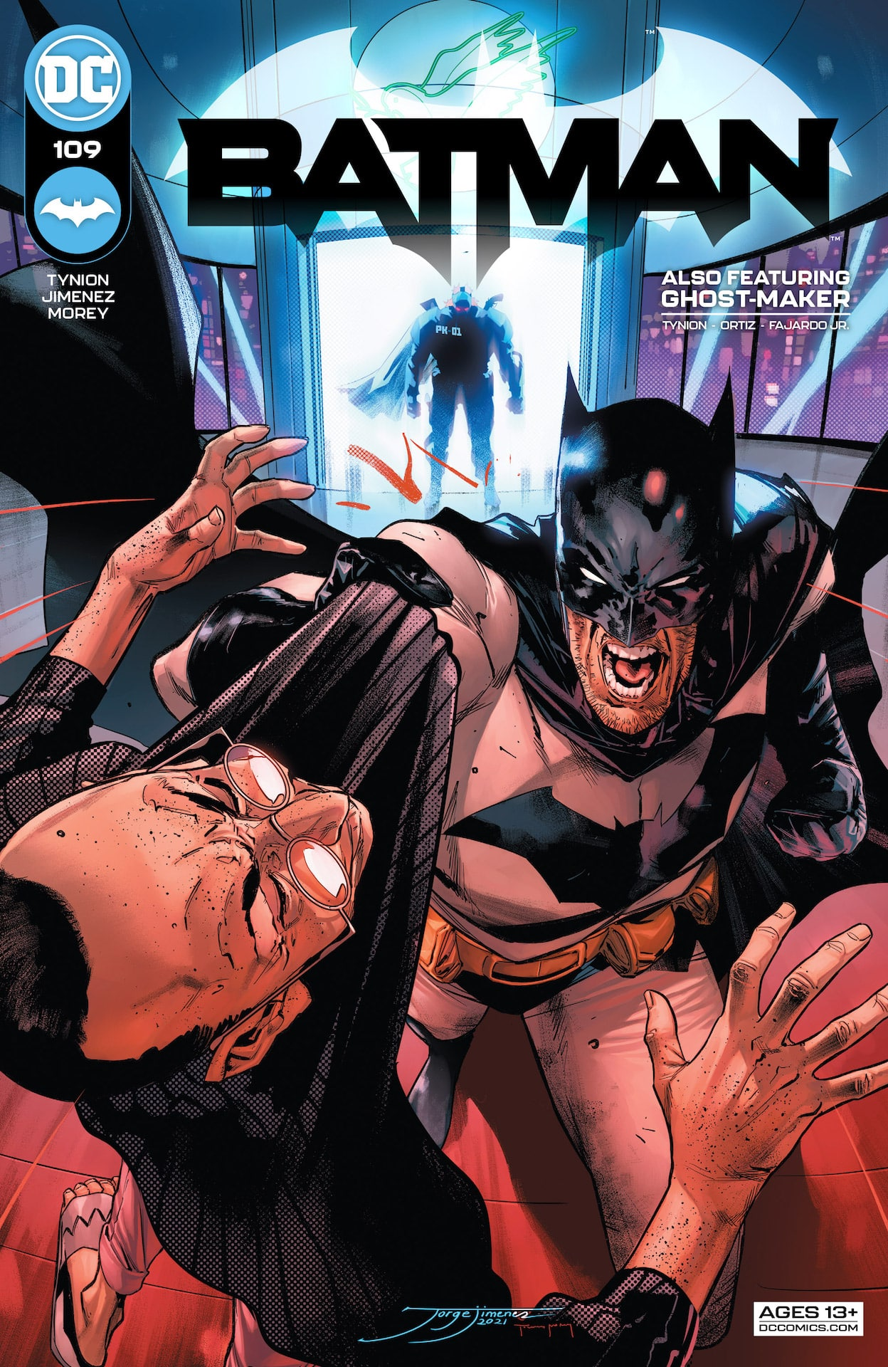 Batman #109 preview