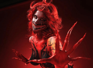 Mary Jane Carnage cosplay by Jannetincosplay